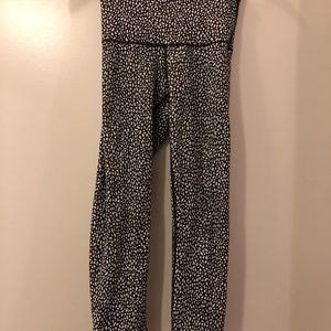 Lululemon ankle cut leggings